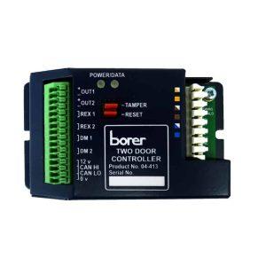 borer two door lock manager controller