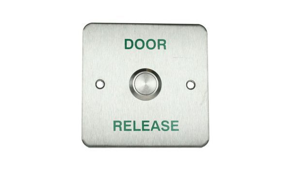 Heavy Duty Press to Exit Door Release - Borer Fingerprint Access Control Systems