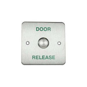 press contact door exit release