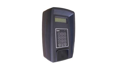 Locker Lock Message Display Terminal