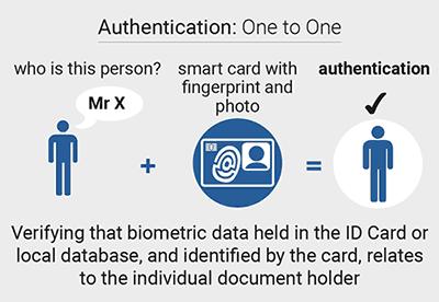 Borer Biometric Fingerprint Authentication